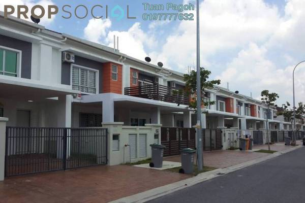For Rent Terrace at Seremban Garden, Seremban Freehold Unfurnished 4R/4B 1.1k