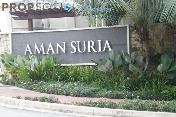 For Sale Bungalow at Aman Suria Damansara, Petaling Jaya Freehold Semi Furnished 6R/6B 3.5m