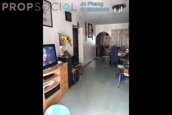 For Sale Apartment at Taman Miharja, Cheras Freehold Unfurnished 3R/2B 270k