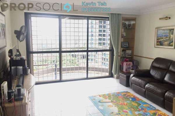 For Sale Condominium at Mont Kiara Palma, Mont Kiara Freehold Fully Furnished 3R/2B 888k