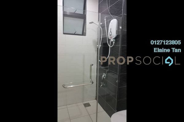 For Rent Serviced Residence at The Platino, Skudai Freehold Semi Furnished 0R/0B 1.3k