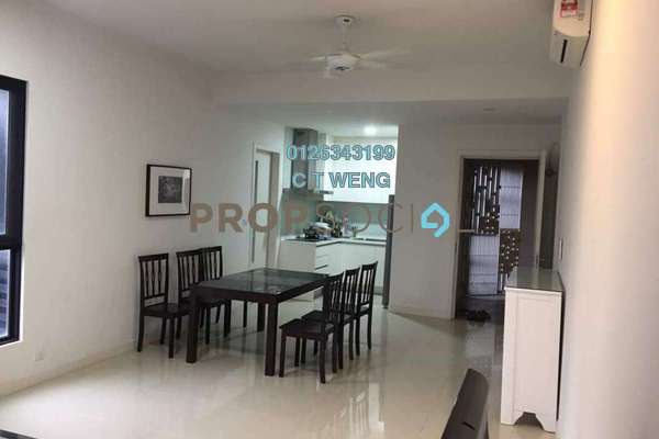 For Rent Condominium at G Residence, Desa Pandan Freehold Fully Furnished 3R/2B 3.9k