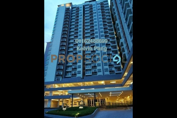 For Sale Condominium at Tropicana Bay Residences, Bayan Indah Freehold Unfurnished 3R/2B 700k