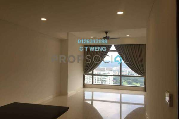 For Rent Condominium at Banyan Tree, KLCC Freehold Semi Furnished 2R/2B 5.5k