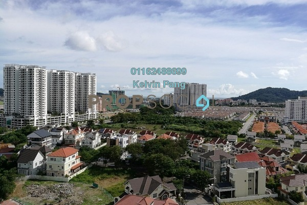 For Sale Condominium at The Clovers, Sungai Ara Freehold Unfurnished 3R/3B 700k