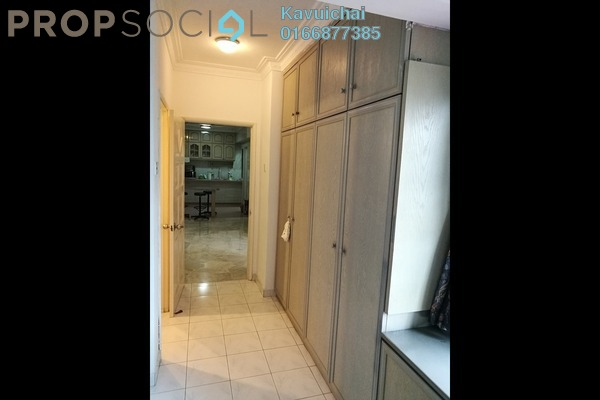 For Rent Condominium at Danau Permai, Taman Desa Freehold Fully Furnished 3R/2B 2.5k