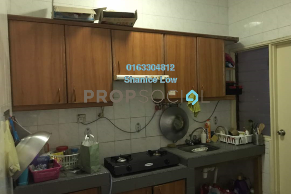 For Rent Terrace at PU10, Bandar Puchong Utama Freehold Semi Furnished 4R/3B 1.2k