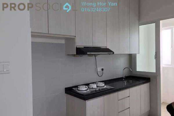 For Rent Serviced Residence at Desa Green Serviced Apartment, Taman Desa Freehold Semi Furnished 3R/2B 1.8k