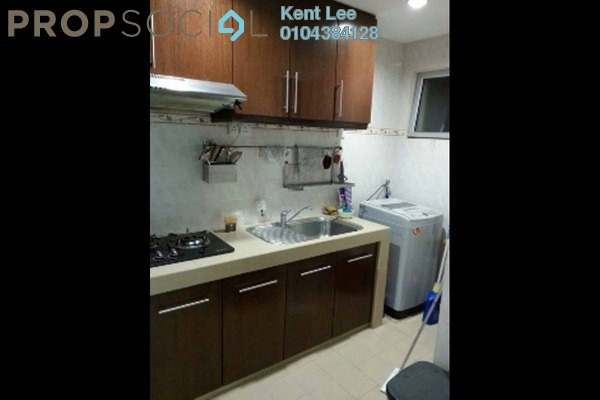 For Sale Condominium at Pelangi Damansara, Bandar Utama Freehold Semi Furnished 3R/2B 419k