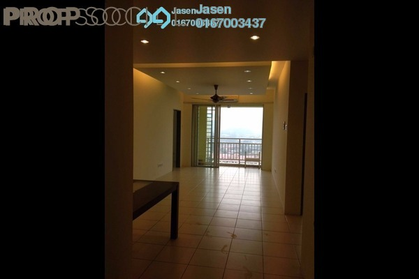 For Rent Condominium at Platinum Lake PV10, Setapak Leasehold Unfurnished 3R/2B 1.6k