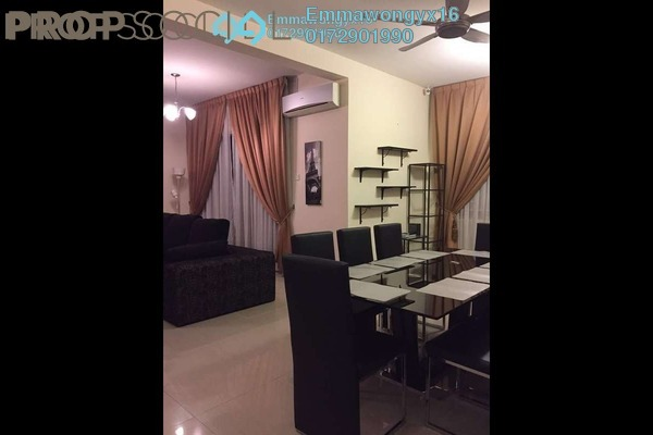 For Rent Condominium at Platinum Hill PV8, Setapak Freehold Fully Furnished 4R/3B 3.2k