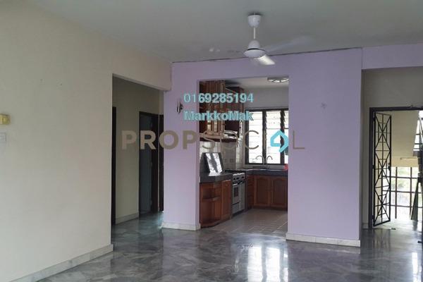 For Rent Apartment at Sri Ayu, Setiawangsa Freehold Semi Furnished 3R/2B 1.5k