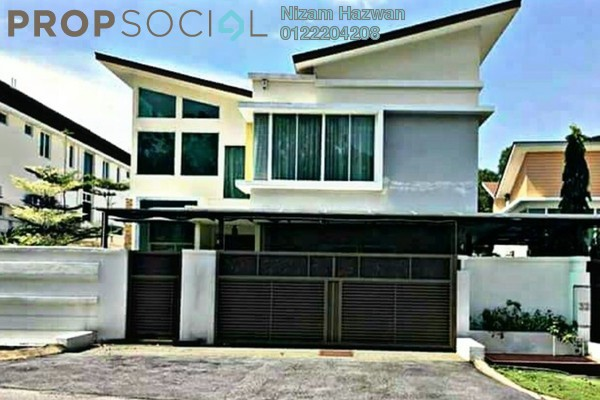 For Sale Bungalow at Section 7, Shah Alam Freehold Unfurnished 6R/7B 4m