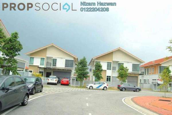 For Sale Bungalow at Mutiara Heights, Kajang Freehold Semi Furnished 6R/6B 3m