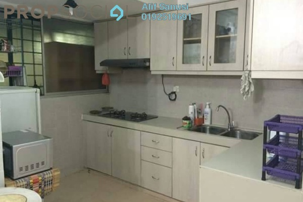 For Rent Condominium at Flora Damansara, Damansara Perdana Freehold Semi Furnished 3R/2B 1.2k