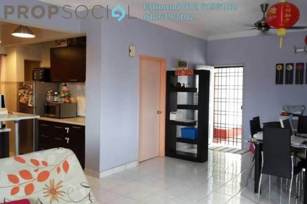 For Sale Condominium at Pelangi Damansara, Bandar Utama Freehold Fully Furnished 3R/2B 350k