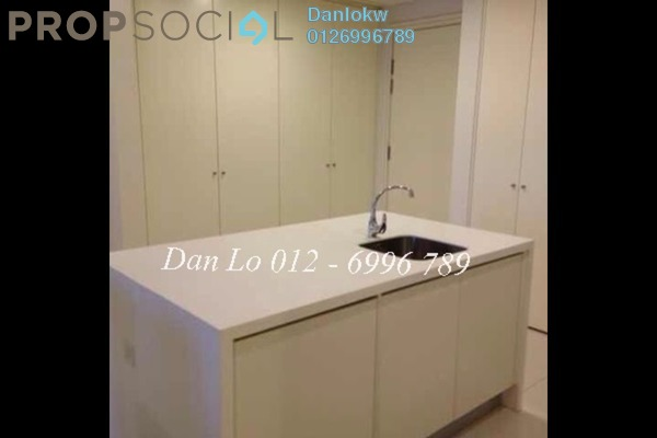 For Rent Condominium at Hampshire Place, KLCC Freehold Fully Furnished 1R/1B 3.3k