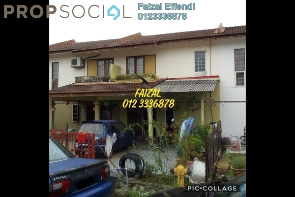 For Sale Terrace at Seksyen BB7, Bukit Beruntung Freehold Unfurnished 4R/3B 300k