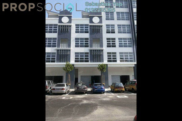 For Rent Shop at MKH Avenue, Kajang Freehold Unfurnished 0R/0B 7k