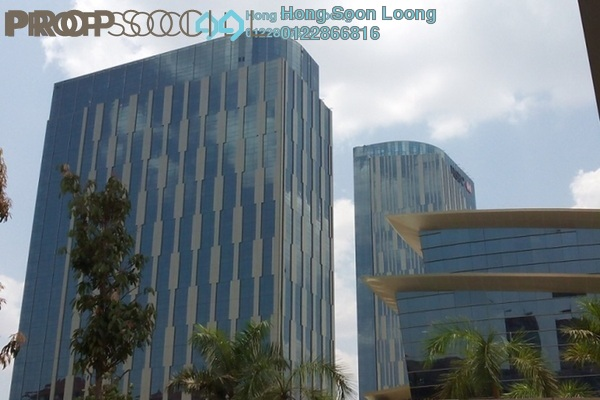 For Rent Office at IOI City Tower, IOI Resort City Freehold Unfurnished 1R/4B 19.1k