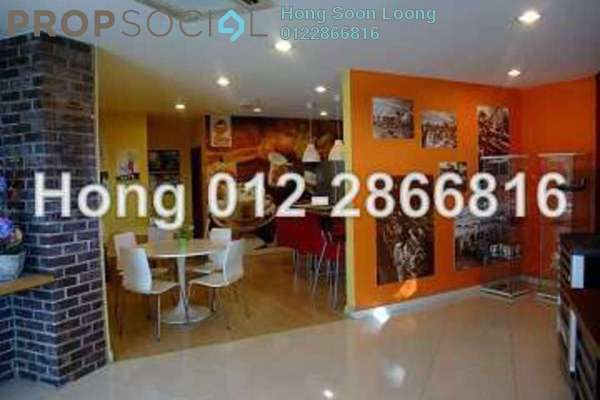 For Rent Shop at Taman Mayang, Kelana Jaya Freehold Semi Furnished 0R/0B 25k