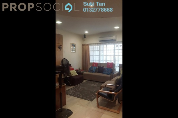 For Sale Terrace at SD10, Bandar Sri Damansara Freehold Semi Furnished 4R/3B 1.13m