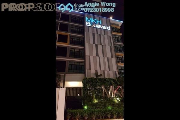 For Sale Condominium at MKH Boulevard, Kajang Freehold Semi Furnished 3R/2B 530k