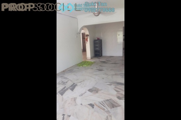 For Sale Condominium at Permai Ria, Jalan Ipoh Freehold Semi Furnished 3R/2B 340k