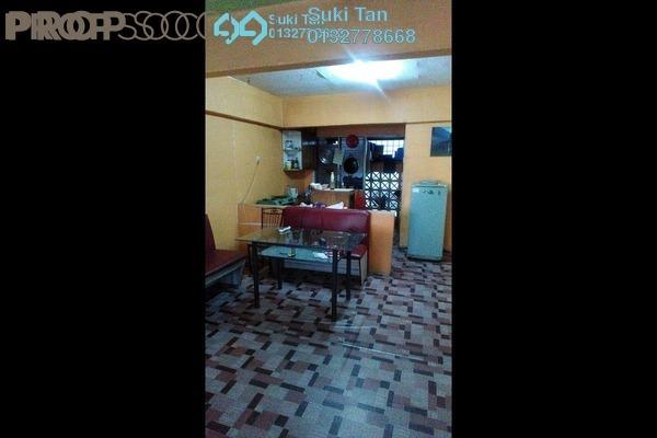For Sale Apartment at Danau Kota, Setapak Leasehold Unfurnished 3R/2B 185k