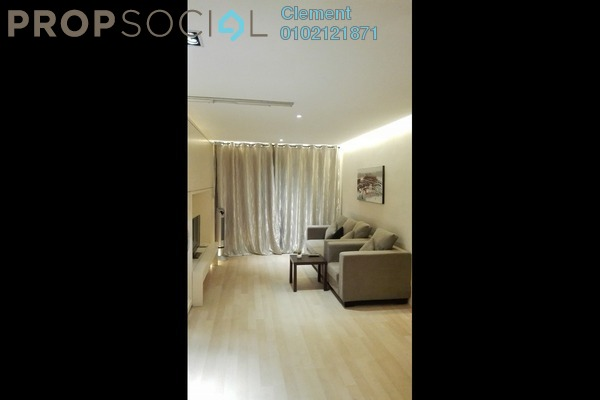 For Rent Condominium at Casa Indah 1, Tropicana Leasehold Fully Furnished 2R/3B 2.8k