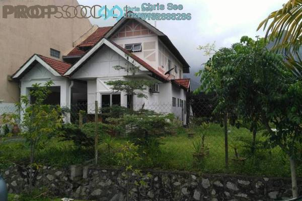 For Rent Semi-Detached at Templer Suasana, Templer's Park Leasehold Unfurnished 4R/4B 2k