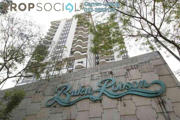 For Rent Condominium at Bukit Robson Condominium, Seputeh Freehold Fully Furnished 2R/2B 2.6k