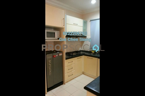 For Sale SoHo/Studio at Ritze Perdana 1, Damansara Perdana Leasehold Fully Furnished 0R/1B 320k