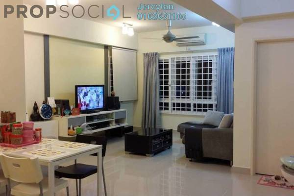 For Rent Condominium at Casa Desa, Taman Desa Freehold Fully Furnished 3R/2B 2.7k