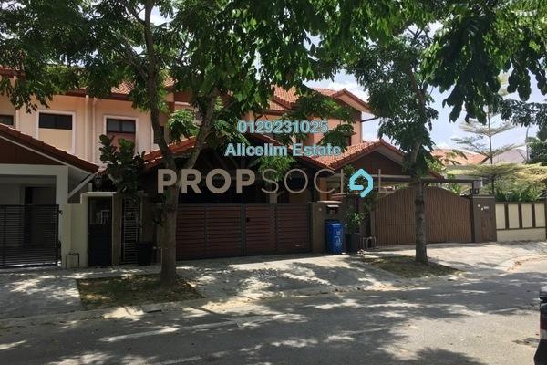 For Rent Terrace at Garden Park Homes, Cahaya SPK Freehold Semi Furnished 5R/4B 1.6k