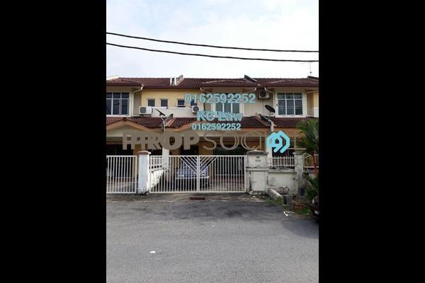 For Sale Terrace at Desa Coalfields, Sungai Buloh Freehold Unfurnished 4R/3B 390k