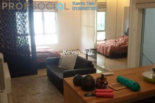For Sale Condominium at Metropolitan Square, Damansara Perdana Freehold Fully Furnished 1R/1B 380k