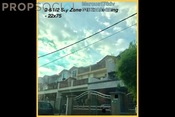 For Sale Terrace at Taman Sri Endah, Sri Petaling Freehold Semi Furnished 5R/4B 1.3m