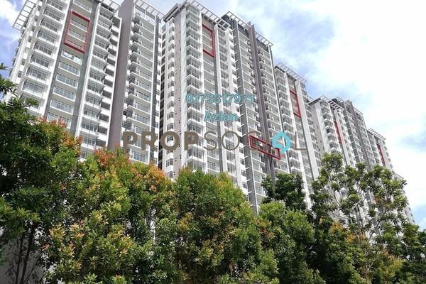 For Sale Condominium at Dwiputra Residences, Putrajaya Freehold Unfurnished 4R/3B 540k