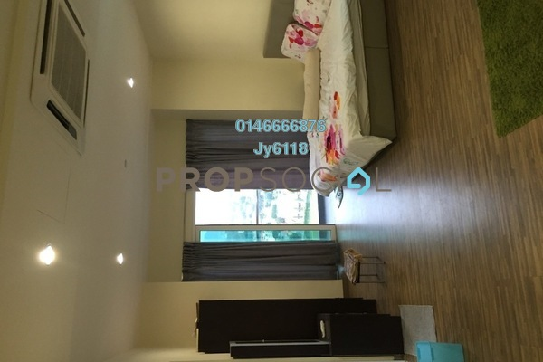 For Rent Condominium at ZetaPark, Setapak Freehold Fully Furnished 1R/1B 1.5k