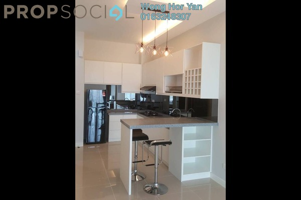 For Rent Serviced Residence at Desa Green Serviced Apartment, Taman Desa Freehold Fully Furnished 1R/1B 2k