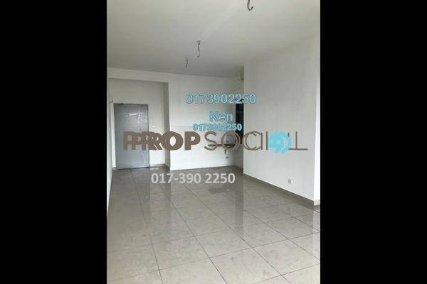 For Sale Condominium at USJ One Park, UEP Subang Jaya Leasehold Unfurnished 4R/3B 540k