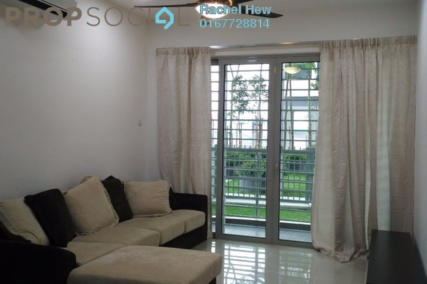 For Rent Condominium at Gardenz @ One South, Seri Kembangan Freehold Fully Furnished 3R/2B 2.3k