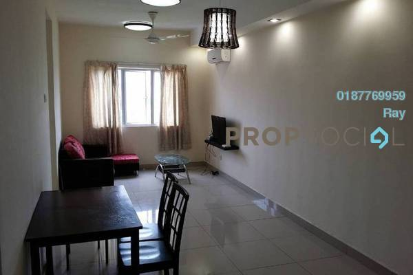 For Rent Apartment at Putra Suria Residence, Bandar Sri Permaisuri Freehold Fully Furnished 3R/2B 1.6k