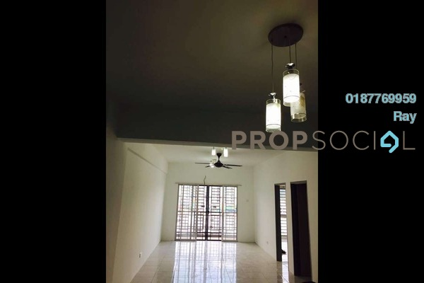 For Rent Apartment at Suria Court, Bandar Mahkota Cheras Freehold Unfurnished 3R/2B 950translationmissing:en.pricing.unit