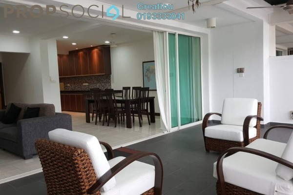 For Sale Serviced Residence at Armanee Terrace I, Damansara Perdana Freehold Fully Furnished 5R/3B 1.18m