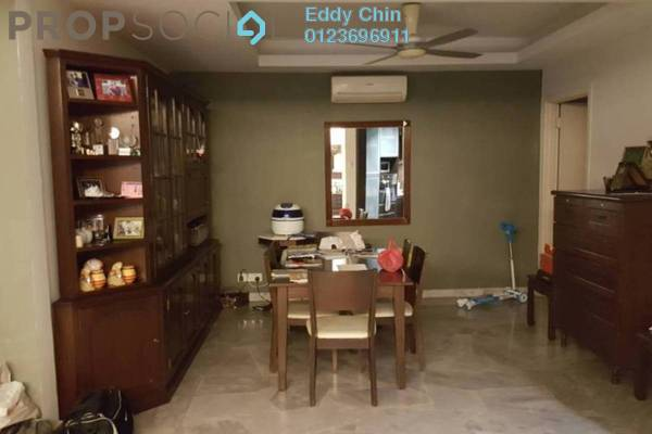 For Sale Townhouse at Bukit OUG Townhouse, Bukit Jalil Freehold Semi Furnished 4R/3B 980k