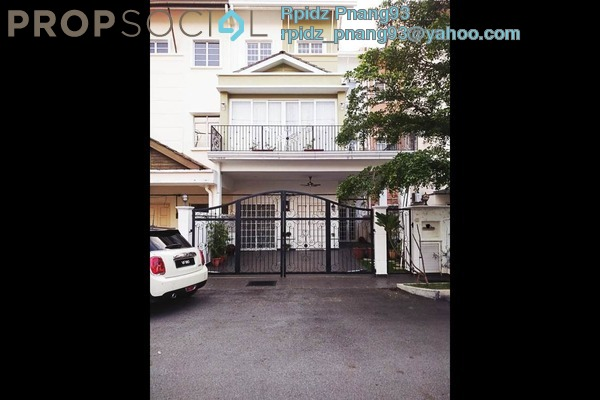 For Sale Terrace at Ukay Perdana, Ukay Freehold Semi Furnished 5R/4B 1.1m