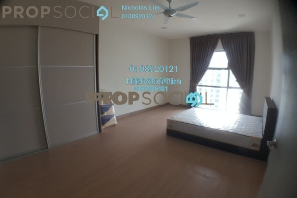 For Rent Condominium at X2 Residency, Puchong Leasehold Semi Furnished 4R/5B 2.4k