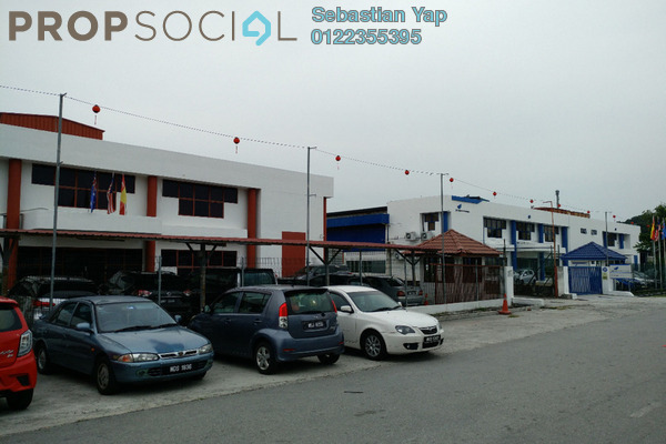 For Rent Factory at Cheras Jaya Industrial Park, Balakong Freehold Unfurnished 0R/0B 22.4千